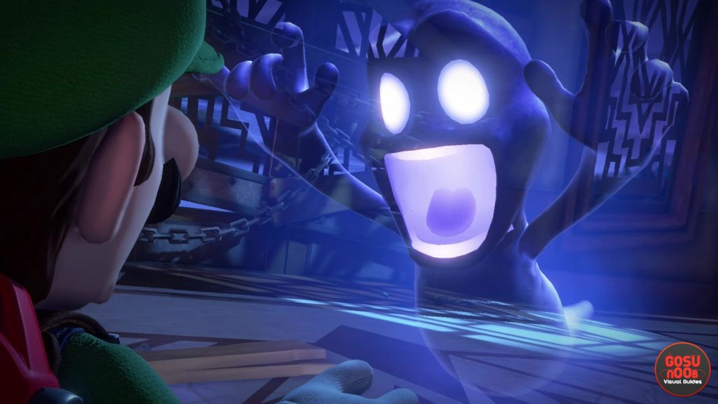 Luigi S Mansion 3 Kill Hotel Lobby First Ghosts