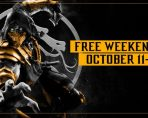 Mortal Kombat 11 Free Weekend Announced for October 11-14