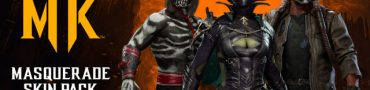 Mortal Kombat 11 Halloween Masquerade Skin Pack Revealed