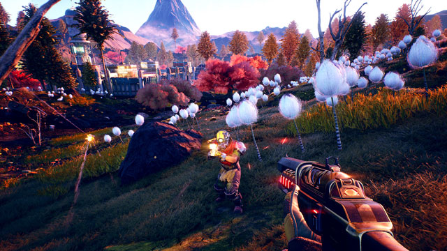 Outer Worlds Launch Trailer Released, Highlights Game's Personality