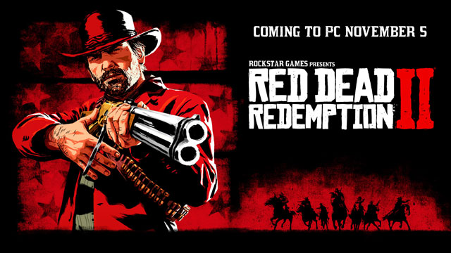 Red Dead Redemption 2 PC Pre-Loading Now Live