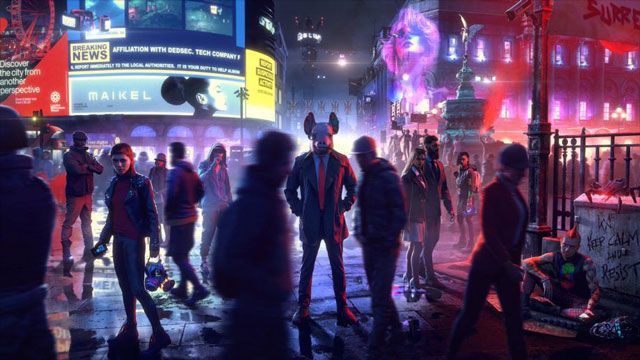 Watch Dogs Legion Will Allow Up to 20 Playable Characters at a Time