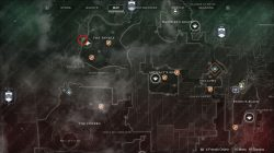 ancients haunt lost sector location nessus divine fragmentation vex core nalyze
