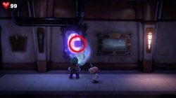 b1 purple gem #5 where to find luigis mansion 3 basement