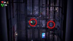 basement b1 garage blue gem where to find luigis mansion 3