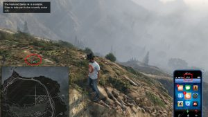 bigfoot Sasquatch Peyote Location foggy gta online