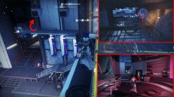 destiny 2 banshee's workshop secret entrance location