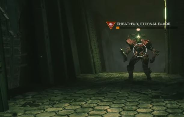 destiny 2 bound manacle location essence of insanity love and death