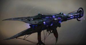 destiny 2 deathbringer exotic rocket launcher