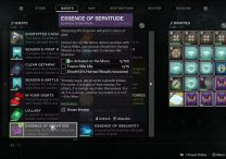 destiny 2 ehrathur's horned wreath essence of servitude dream breaker