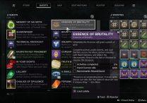 destiny 2 essence of brutality