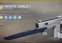 destiny 2 monte carlo exotic auto rifle