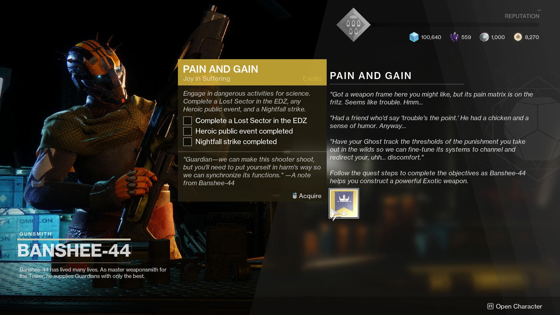 pain & gain 2