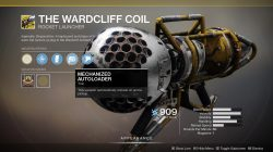 The Wardcliff Coil