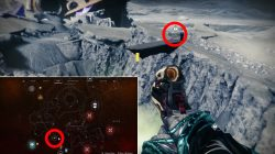 destiny 2 where to find trove guardian chest location shadowkeep memory of toland