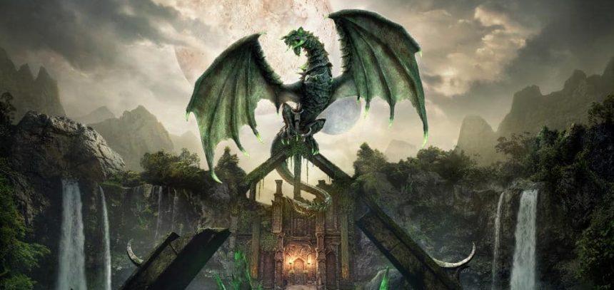 eso dragonhold dlc trailer