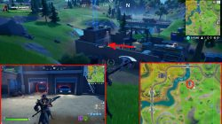 fortnite how to improve weapons