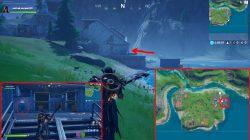 fortnite weapon upgrade bench island