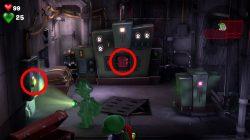 garage luigis mansion 3 red gem basement where to find b1