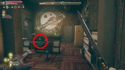 geothermal plant outer worlds quest how to unlock managers office terminal door