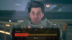 how to add & remove outer worlds companions in party