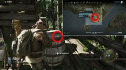 loading bay castaway clue location ghost recon breakpoint where to find