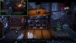 luigi's mansion 3 cage lift room key location