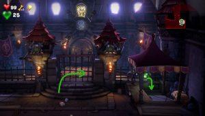 luigi's mansion 3 chest castle entrance gate