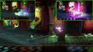 luigi's mansion 3 how to beat cursed garbage bin