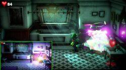 luigi's mansion 3 how to destroy cursed chest in bathroom