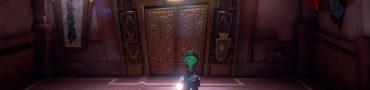 luigi's mansion 3 how to get green blue gem diamond hotel lobby