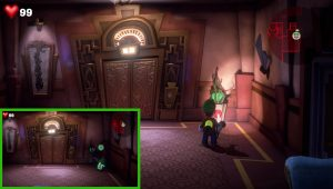 luigi's mansion how to get green diamond grand lobby