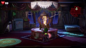 luigi's mansion 3 how to get key in trainer's room