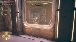 outer worlds empty man groundbreaker locked door