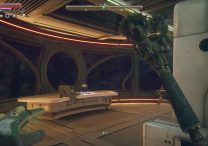 outer worlds sealed doors on ship captain's quarters