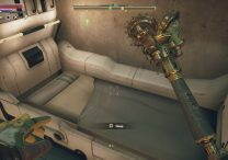 outer worlds sleep on ship bed location