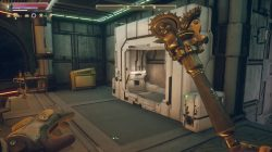 outer worlds where to sleep on ship