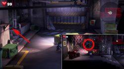 red gem basement luigis mansion 3 location garage
