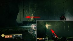 shadowkeep dead ghost together forever location destiny 2 where to find