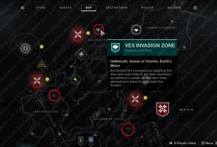 vex gate lord location vex invasion destiny 2