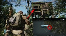 where is landing bay castaway clue location ghost recon breakpoint