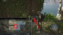 where to find lake great through castaway clue ghost recon