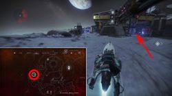 where to find secret emblem orbital cartographer destiny 2