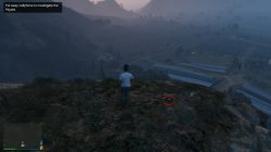BIGFOOT payote location gta 5 online
