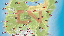 76 PEYOTE locations GTA ONLINE