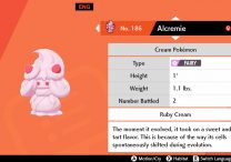 Alcremie Flavors in Pokemon Sword & Shield Milcery Evolution