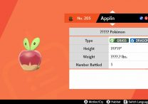 Applin Yamask Location & Evolution in Pokemon Sword & Shield