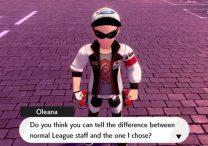 Bad League Staff Member Wyndon Location in Pokemon Sword & Shield