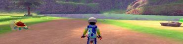 Change Rotom Bike Outfit in Pokemon Sword & Shield