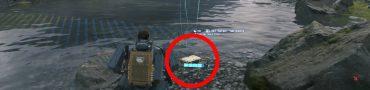 Death Stranding Entrust Lost Cargo or Not